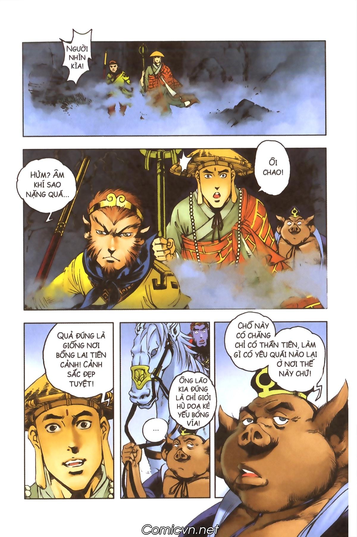 Tây Du Ký màu - Chapter 114 - Pic 13