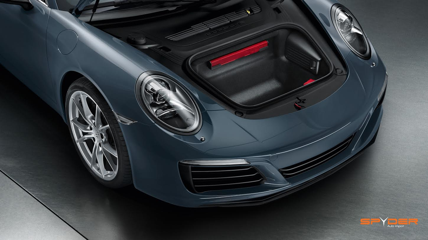 """Porsche The New Carrera 911 """