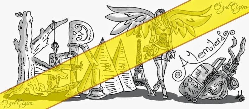 Banner, Banner yaptır, Banner | Board | Button, Banner Çizimleri, blog bannerı, blogunuza banner, İllustrasyon, iste çizelim, Kişiye özel çizim, Özel Çizim,