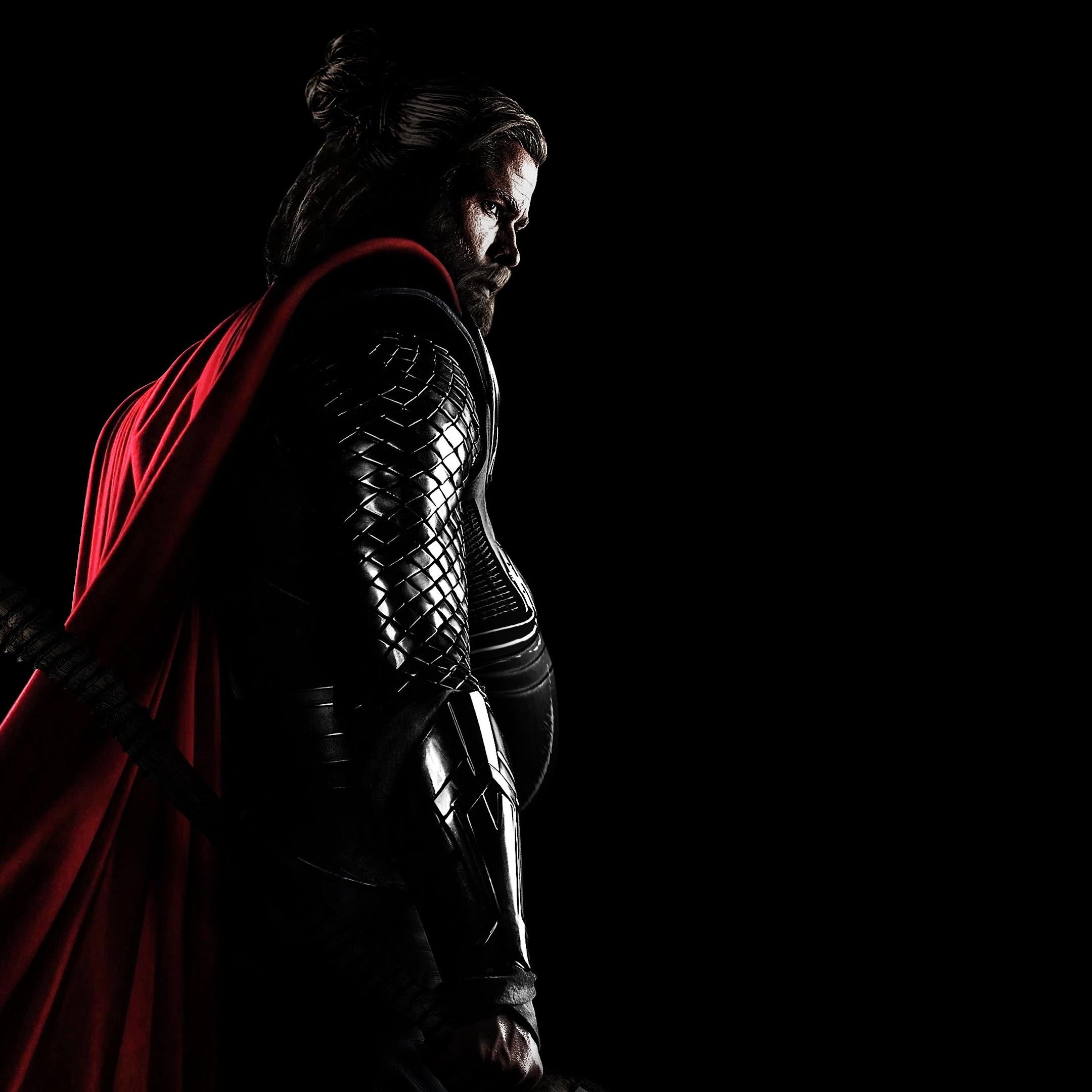 Avengers Endgame Fat Thor 8k 152 Wallpaper
