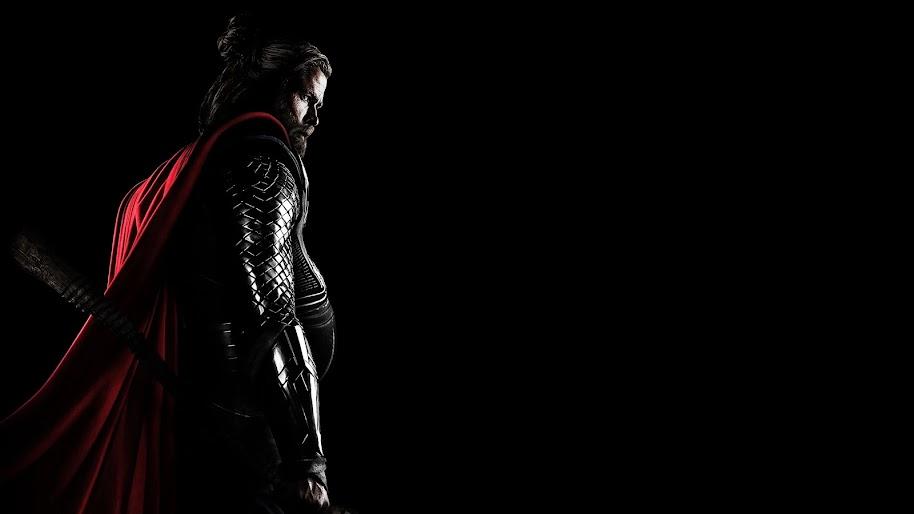 Avengers: Endgame, Fat Thor, 8K, #152