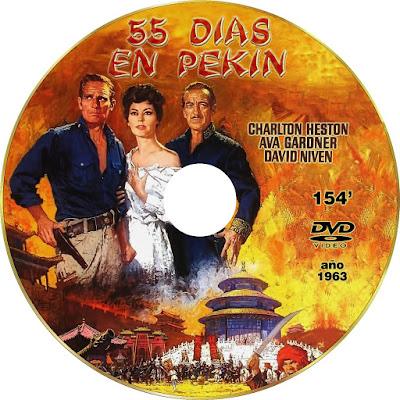 55 días en Pekín - [1963]