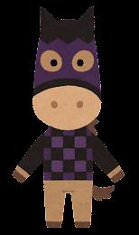 競走馬のキャラクター2