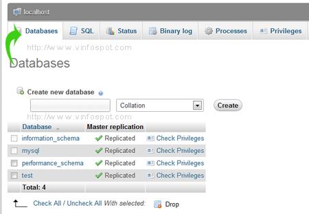 Install Wordpress on WAMP Server