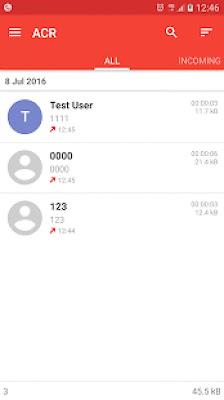 تحميل برنامج تسجيل المكالمات بشكل تلقائي للأندرويد