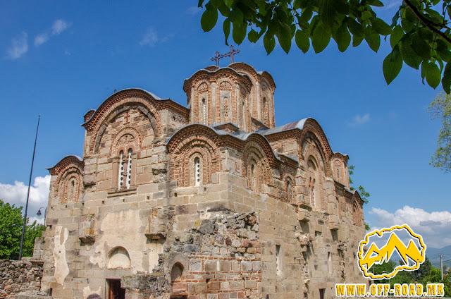 St. George church - Staro Nagorichane