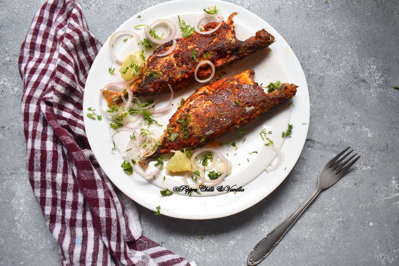 rechado mackerel/rechado bangda/bangdo