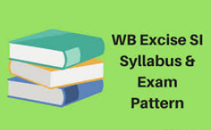WB Police SI Syllabus 2018 PDF Download  - Exam Pattern - www.bengalstudent.in