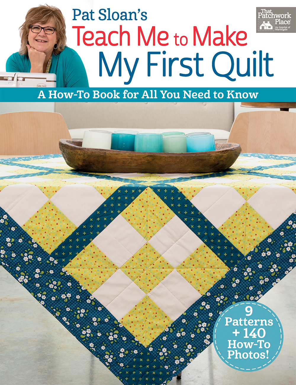Pieced Brain How To Make Your First Quilt