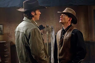 "Recap/review of Supernatural 6x18 ""Frontierland"" by freshfromthe.com"