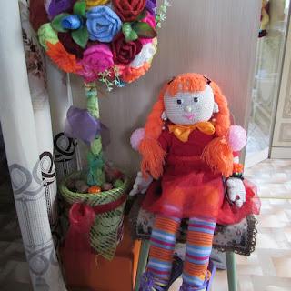 Кукла Жанна
