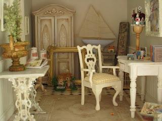 Удивительный мир кукольной мебели