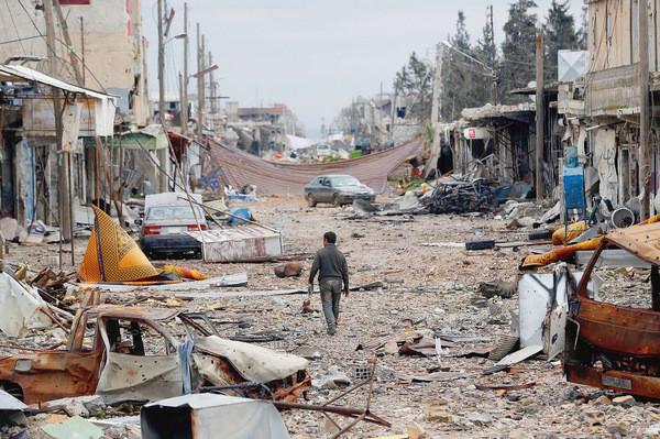 282.000 morts en Syrie depuis le début de la guerre.