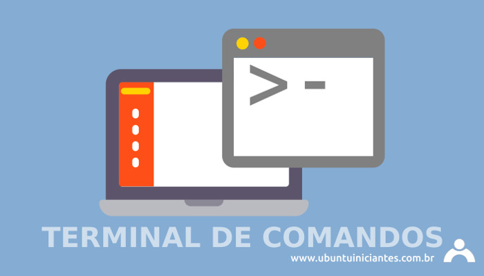 comandos do ubuntu linux no terminal linha de comando