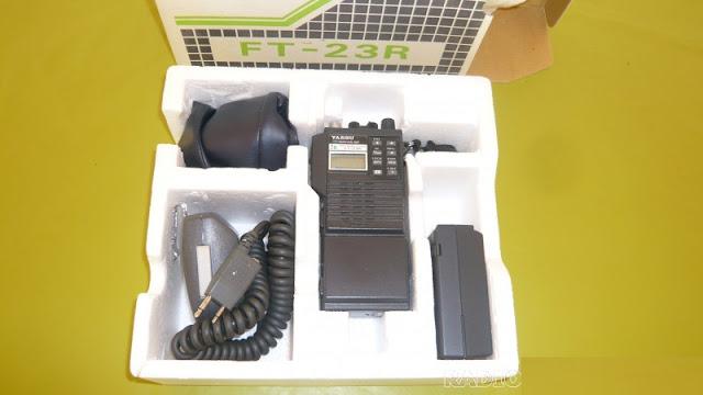 Yaesu FT-23R VHF Transceiver