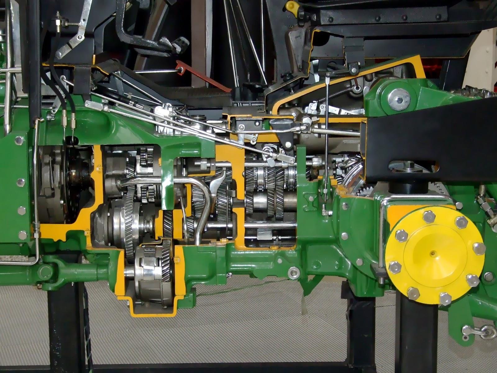 Tractor Transmission System : Más que máquinas agrícolas transmisiones de tractor