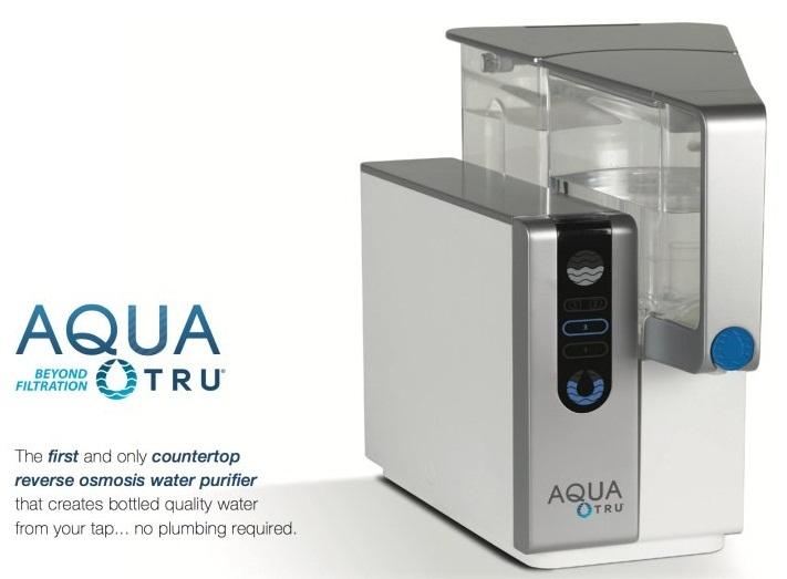 the best water filter save money - aquatru countertop water filter ...