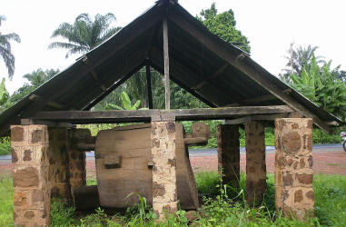 ikolo shrine uga destroyed