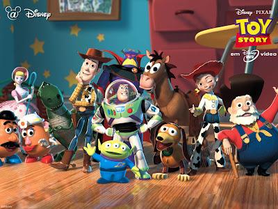 No transcurre mucho tiempo para que Woody intente deshacerse de Buzz 59def226449