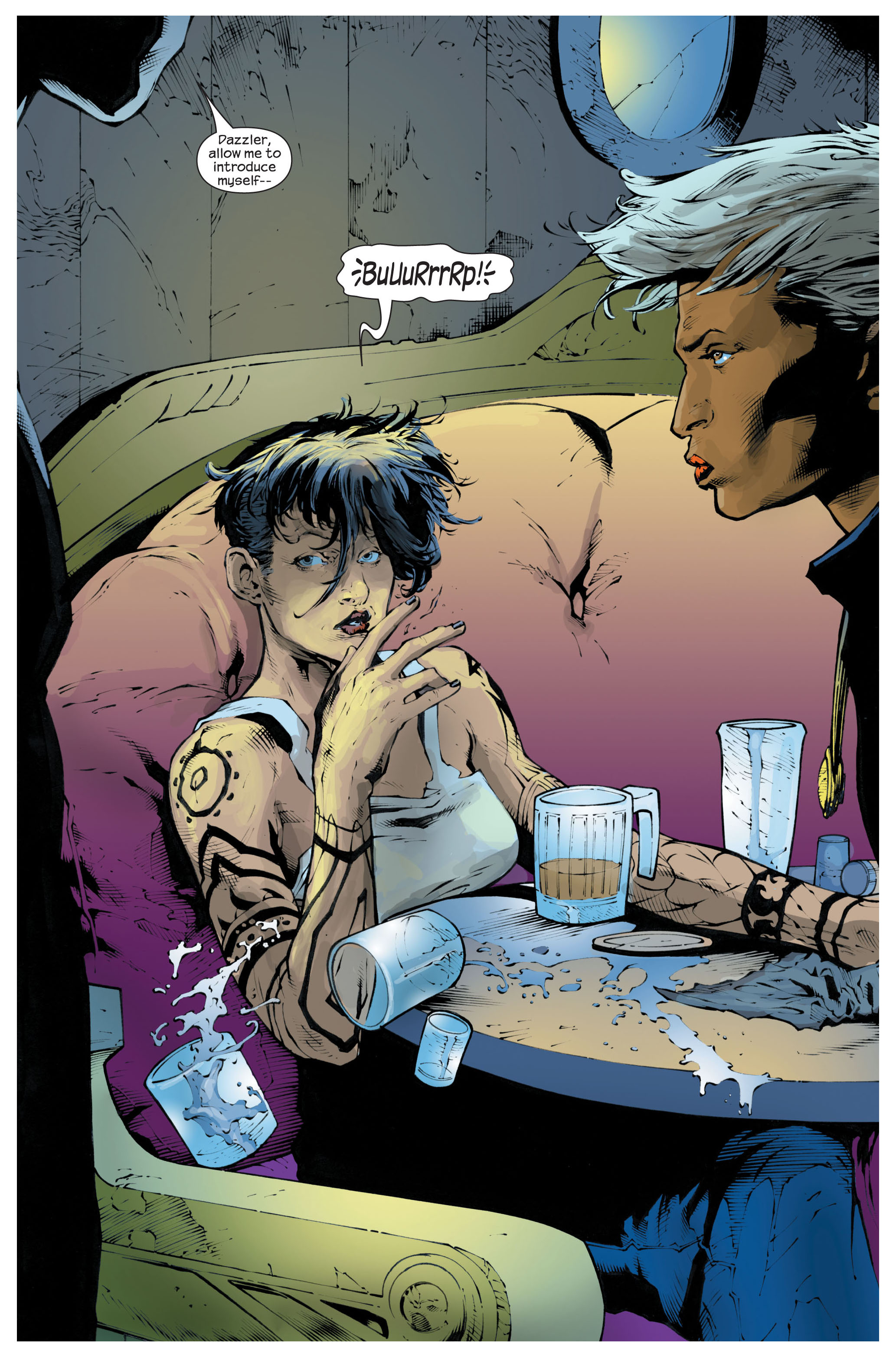 Read online Ultimate X-Men comic -  Issue #82 - 22