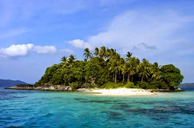 Pulau Yang Di Kuasai Asing