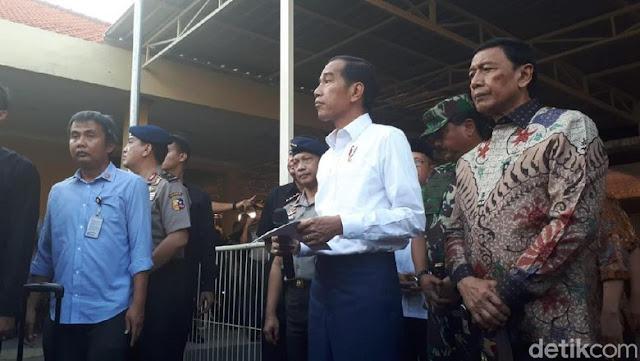 Ini Ultimatum & Ancaman Tegas Jokowi Jika Sampai Juni DPR Tak Sahkan RUU Terorisme