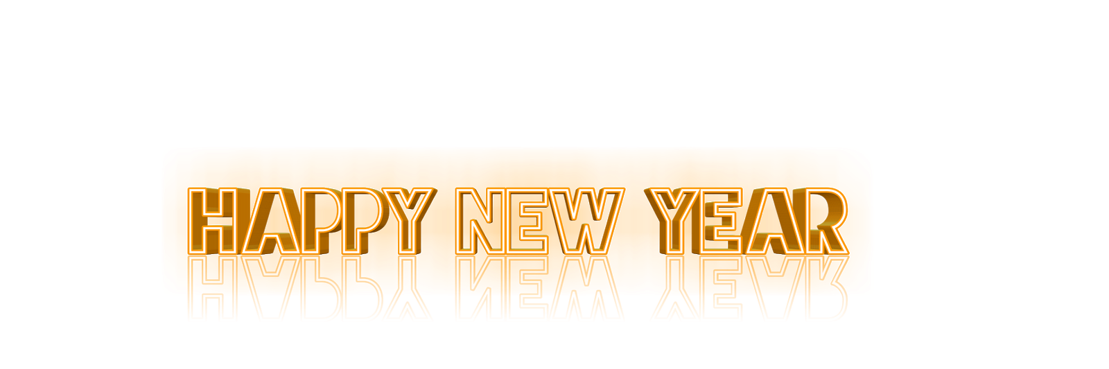 Happy new year 2020 text png download   Happy new year ...