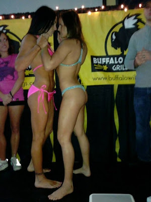 female mma nude weigh in