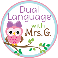 Dual Language with Mrs. G.
