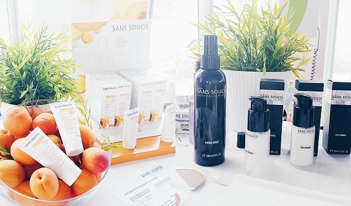 Beautypress Blogger Event Köln 2016 - Sans Soucis Sortiment & Neuheiten