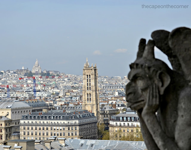 sacre coeur from notre dame