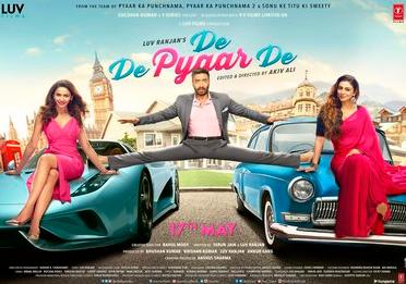 De De Pyaar De Full Movie Download 2019