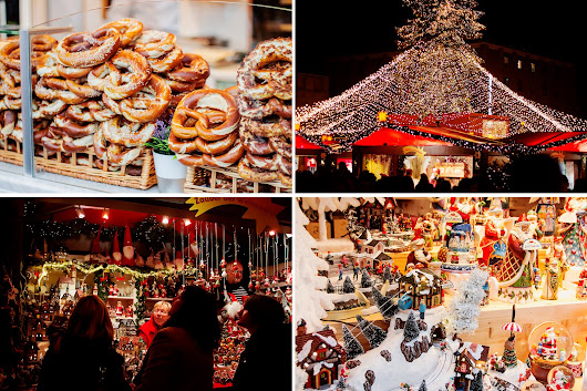 Magical Christmas Markets in Cologne, Germany