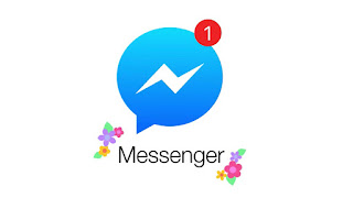 Facebook Messenger đã cho trang trí với hoa