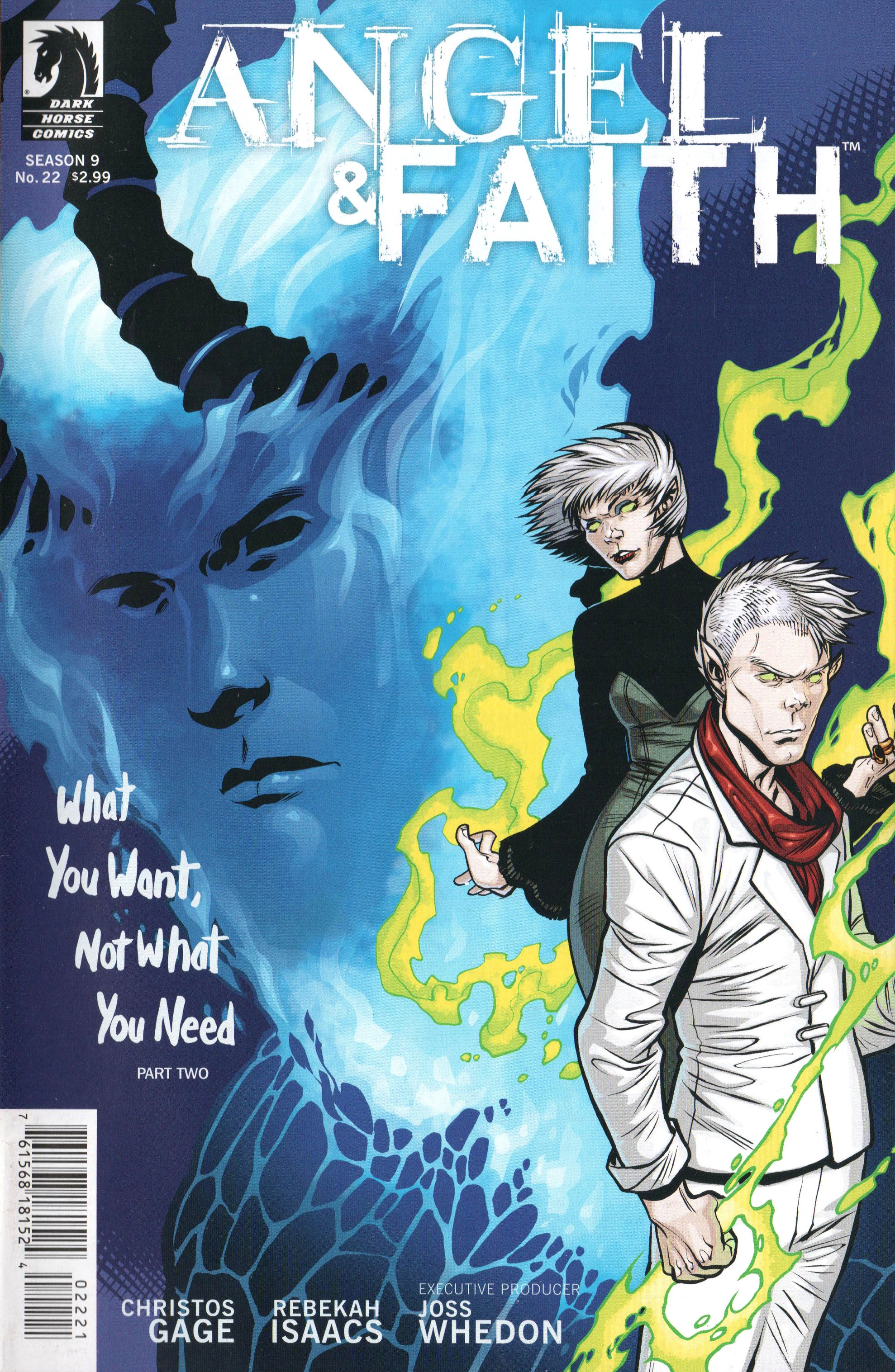 Read online Angel and Faith comic -  Issue #22 - 2