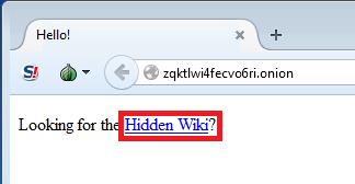 طريقة معرفة مواقع الانترنت المظلم