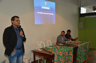 TRANSPARÊNCIA: Ouvidor Geral de Alagoinhas David Ribeiro presta contas das ações da pasta