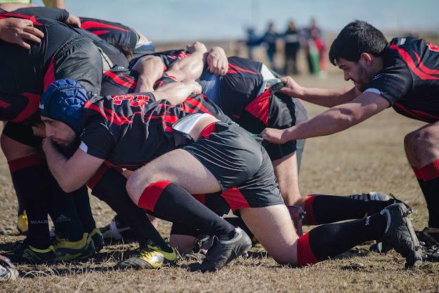 Se larga la primera: Vuelve el rugby!
