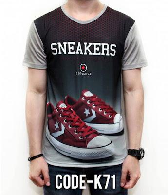 Kaos Sneakers