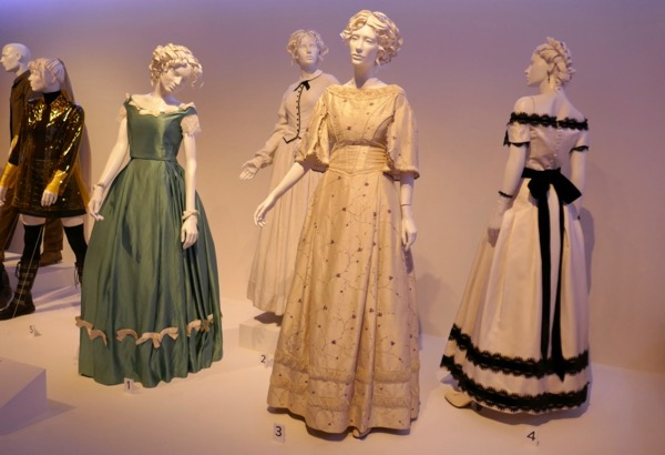 Beguiled film costumes