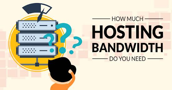pengertian web hosting dan cara menghemat bandwidth web hosting anda