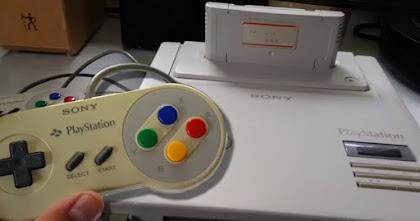 PlayStation Hasil Kerjasama Nintendo dengan Sony