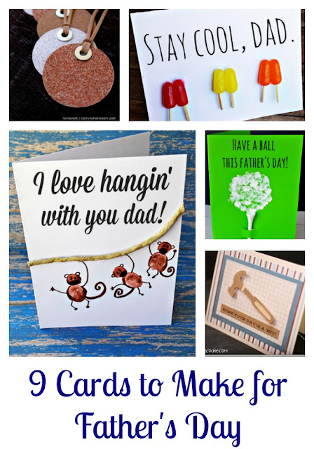 Father's Day Cards to DIY