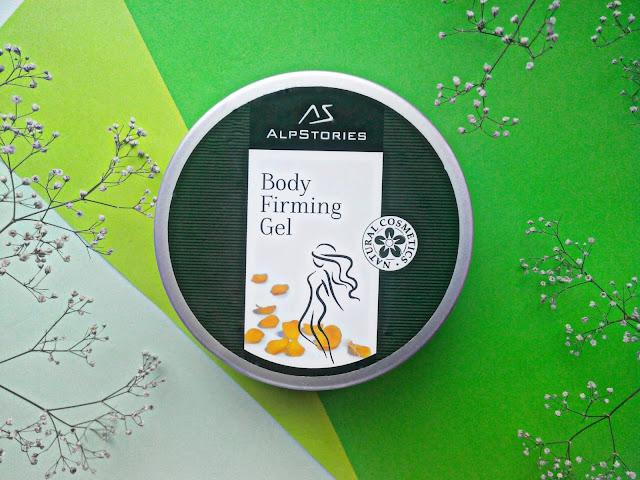 AlpStories Body Firming Gel Укрепляющий гель для тела