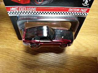 hot wheels red line club datsun 240z
