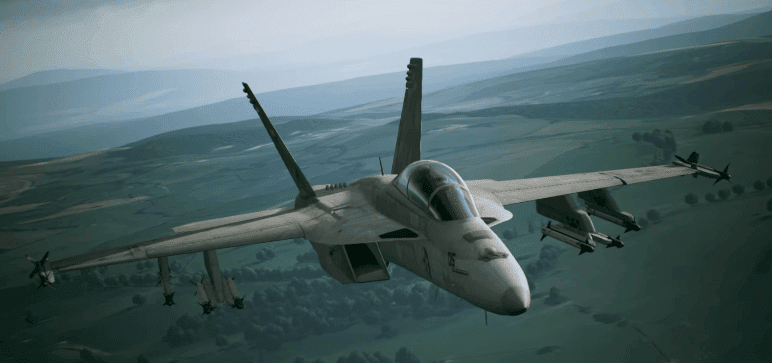 Ace Combat 7: Skies Unknown Aircraft Introduction F/A-18F Trailer
