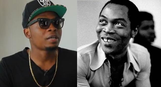 I'm like Fela. I never beg for collabo - Olamide boasts