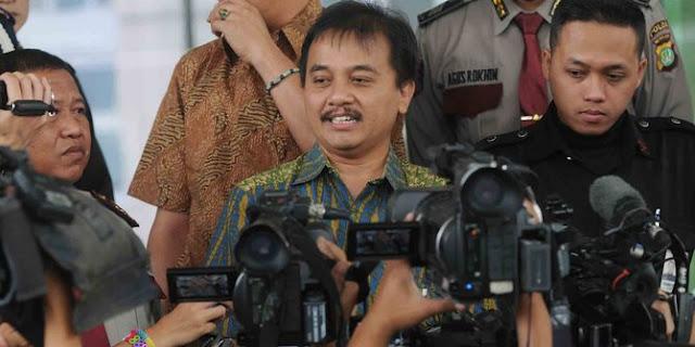 Kubu Joko Widodo Tersengat Dengan Pernyataan Roy Suryo