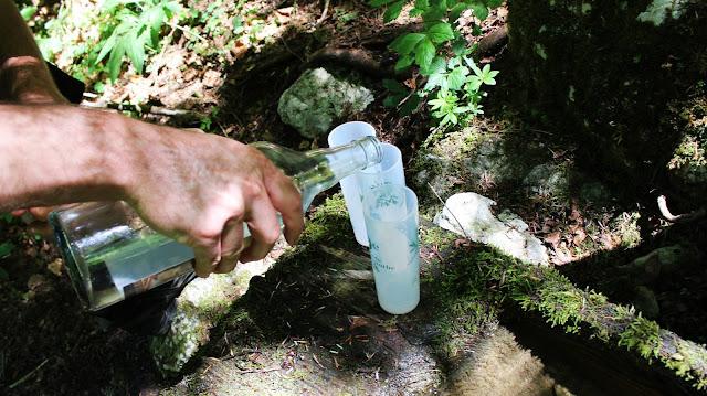 La Fontaine à Louis
