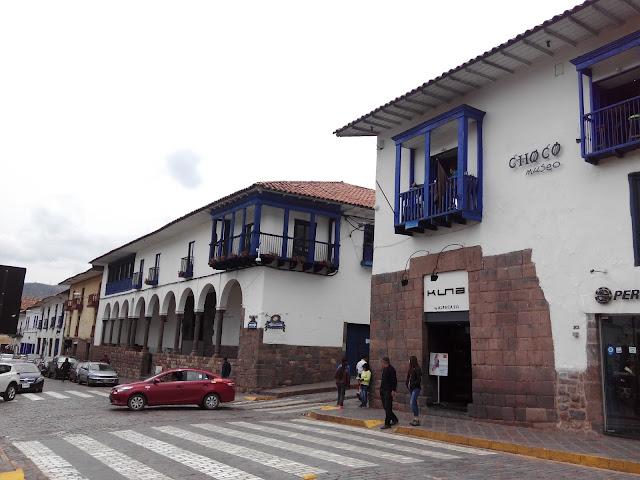 Casa de Inca Garcilaso de la Vega, Cuzco